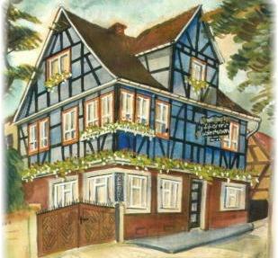 Blauer Aff Weinhaus Und Restaurant Inh Peter Maria Poth